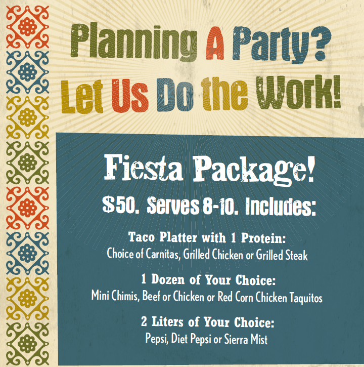 Fiesta Package