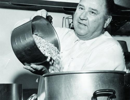 Woody Beans Photo