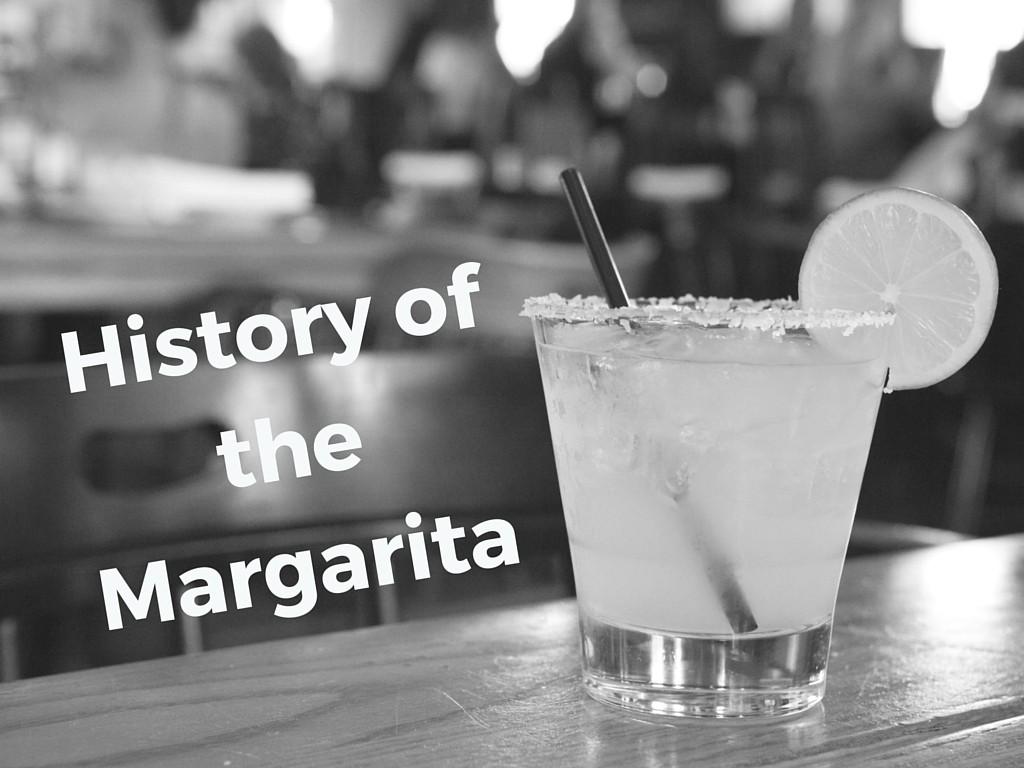history-of-the-margarita