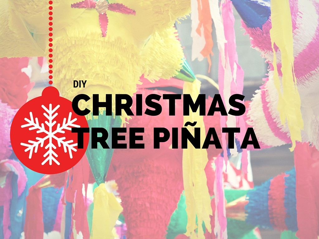 Christmas Tree Pinata Part - 29: Macayou0027s