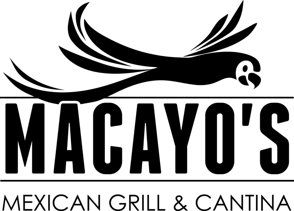 Black Macayo Shea Logo