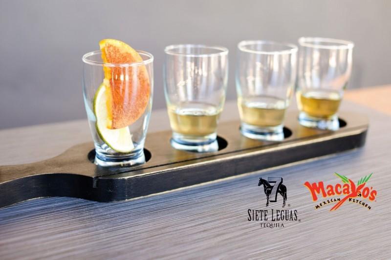 Siete Leguas Tequila Flight - Mac Logo