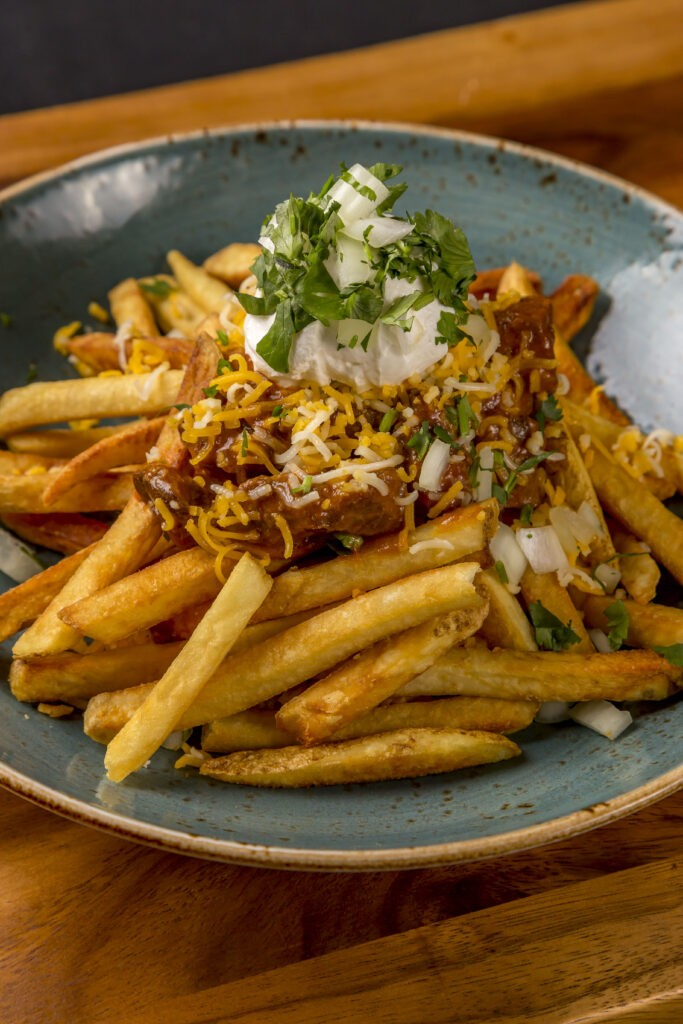 Red Chile Fries