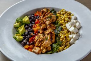 Pepe's Grilled Chicken Harvest Chopped Salad