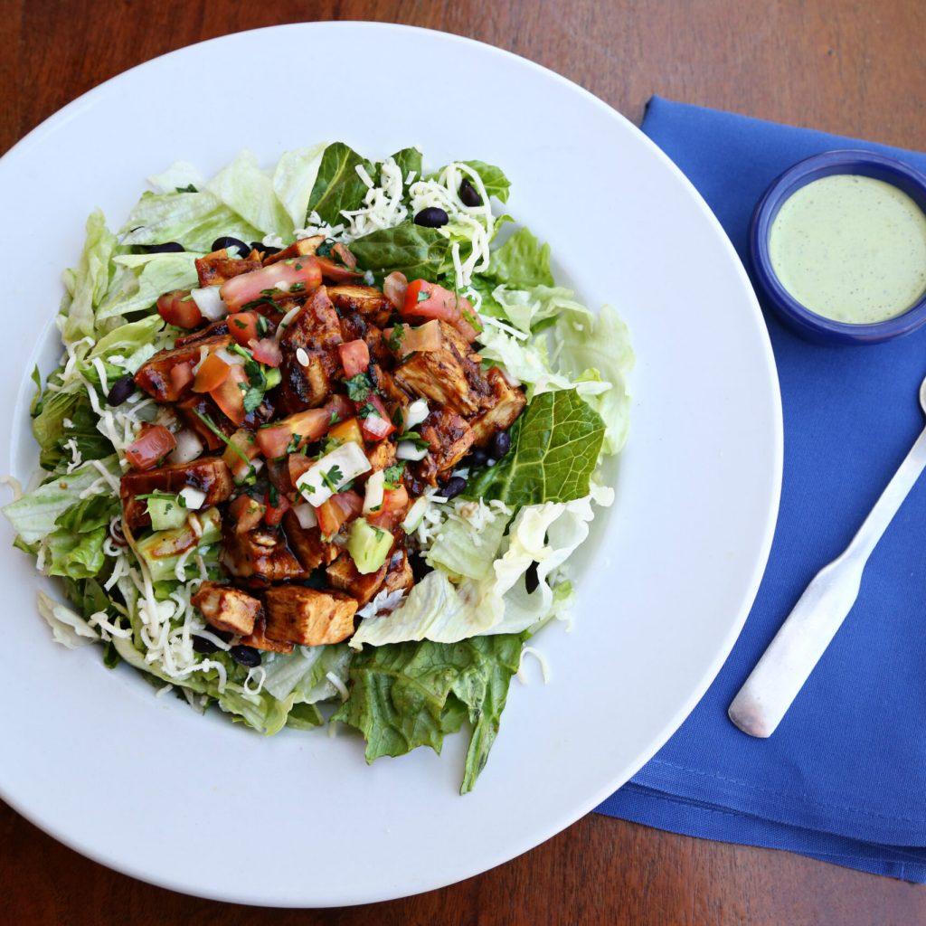 BBQ Chicken Salad - 02